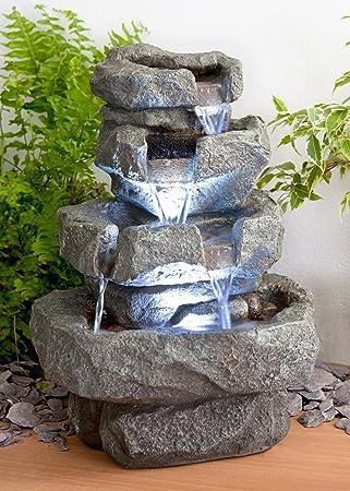 Fontaine Du0027Intérieur Shubunkin à LED   Zen Et Relaxation Images Etonnantes