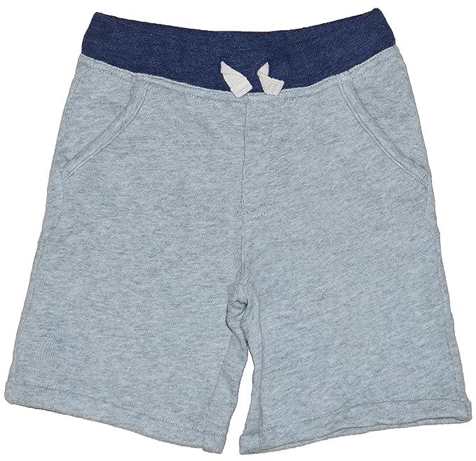 GAP / BabyGAP - Pantalón corto - para niño gris Stone Grey / Deep Blue 4 Años: Amazon.es: Ropa y accesorios