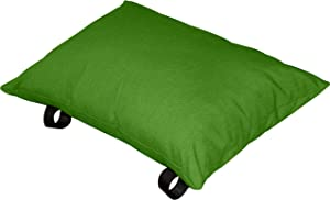 Vivere Polyester Hammock Pillow, Green Apple