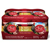 Purina ONE SmartBlend Wet Dog Food Variety Pack - (6) 13 oz. Cans