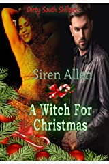 A Witch For Christmas: A BWWM Paranormal Romance (Dirty South Shifters: The Jags Book 1) Kindle Edition