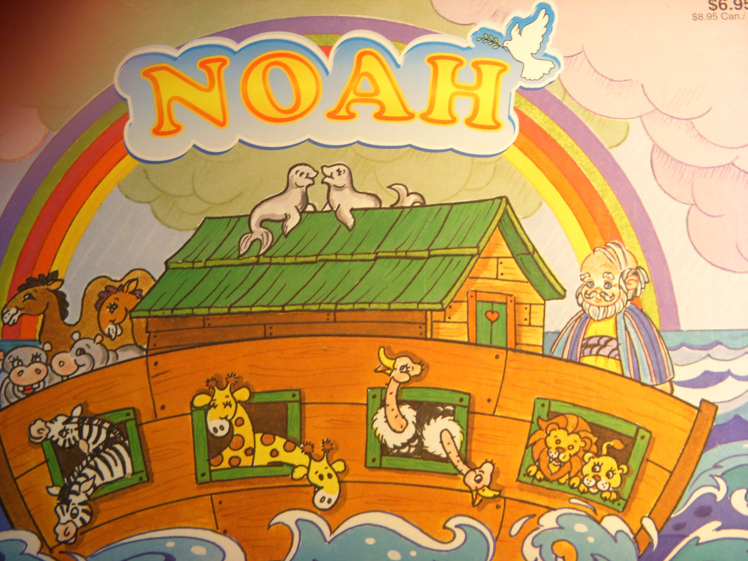 Read Online Noah Bible Pop Up Book PDF