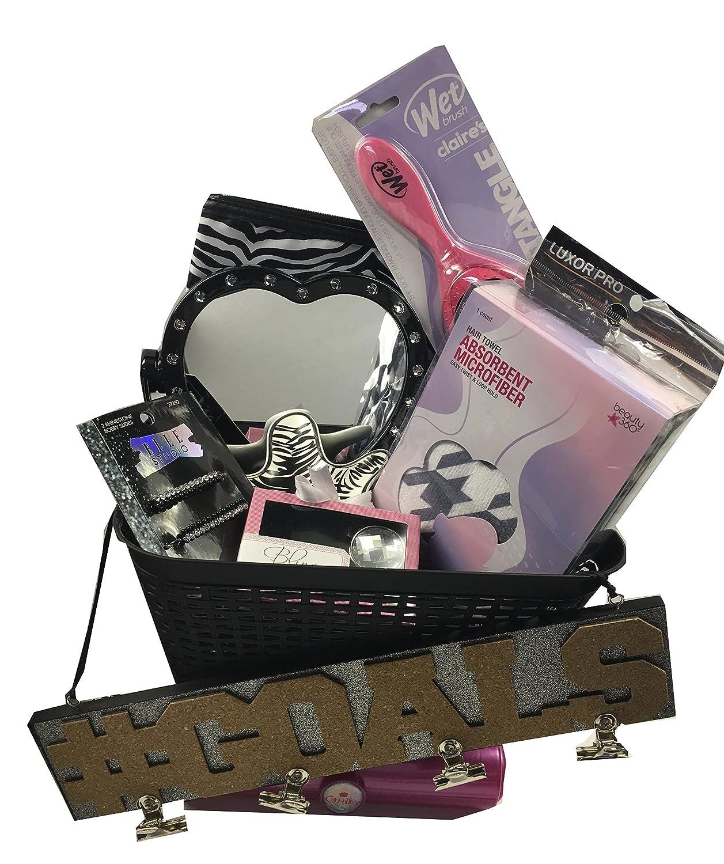 Amazon Com 1 Trending Goals Beauty Gift Basket Ideas For Girls
