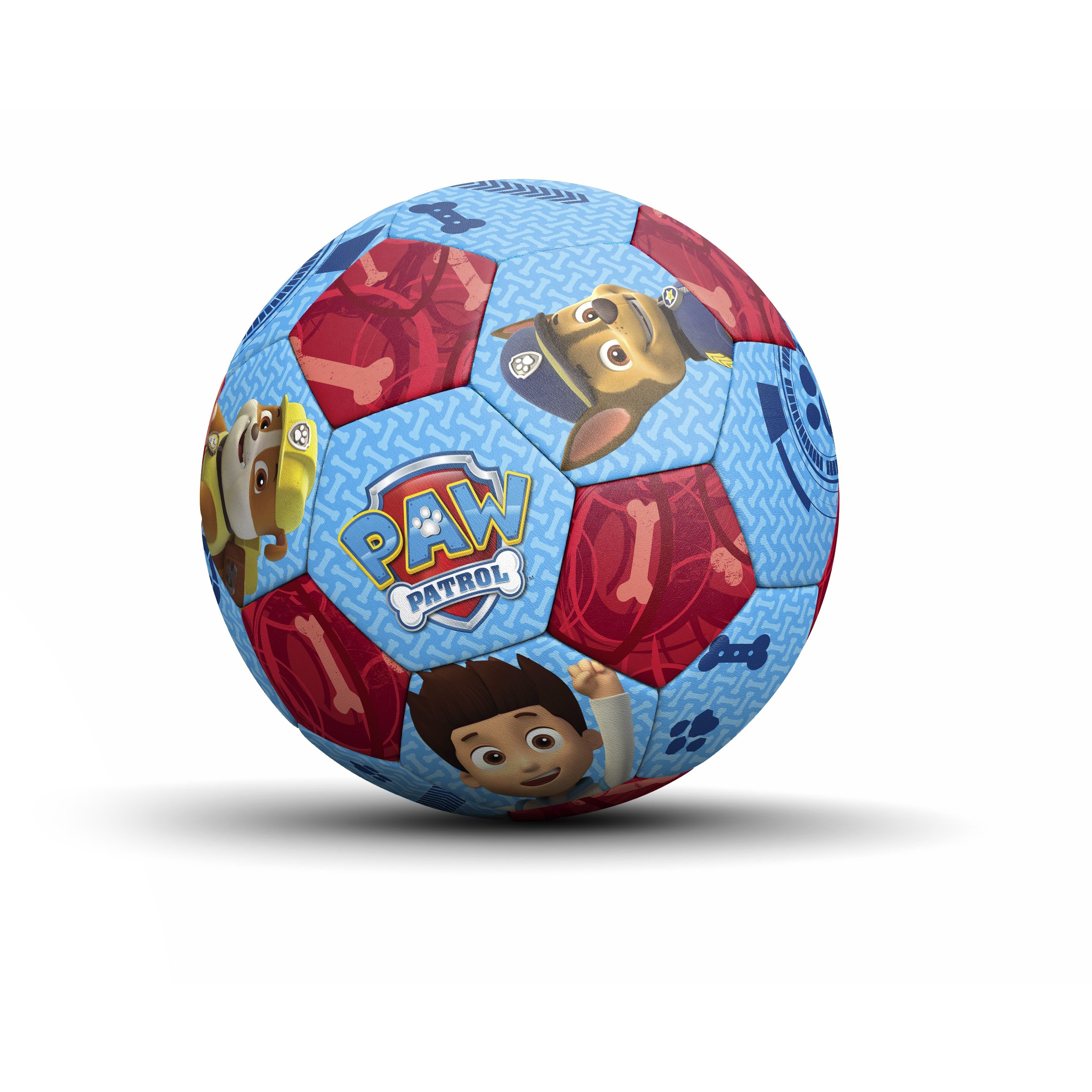 Nickelodeon Hedstrom Paw Patrol Jr. Soccer Ball, 7 Inch