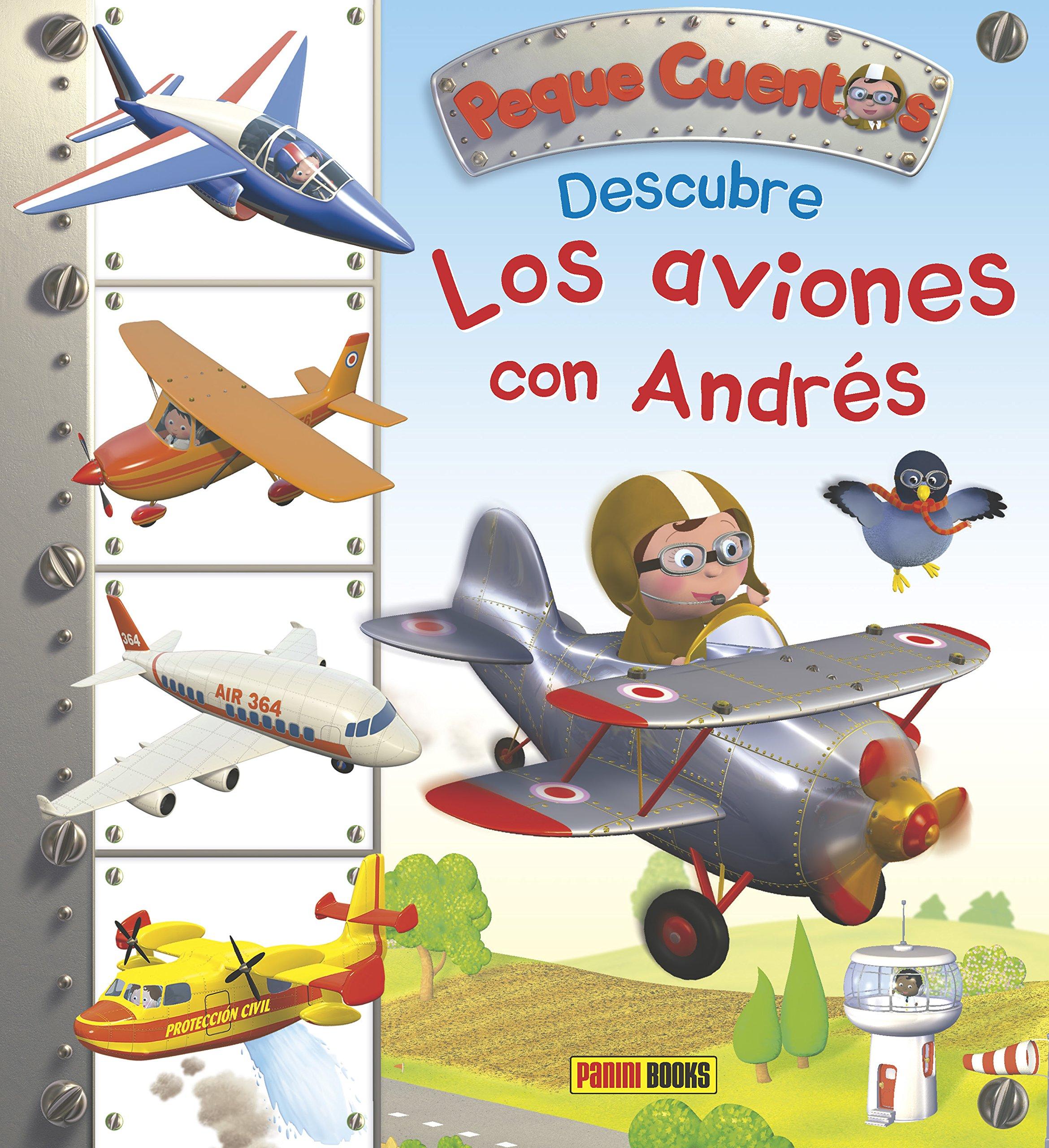 Download Peque Cuentos. Descubre los aviones con Andrés ebook