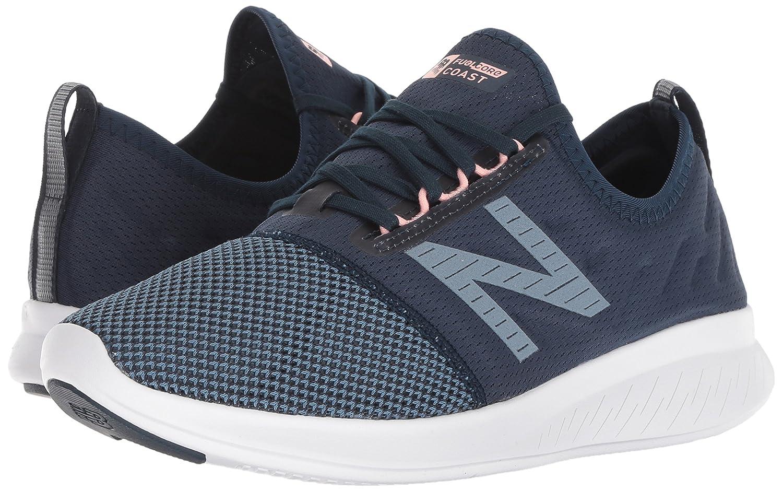 Amazon.com | New Balance Womens Coast V4 FuelCore Running Shoe, Galaxy, 8 D US | Road Running