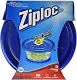 Ziploc Storage Containers 14 Oz containers 5 ct