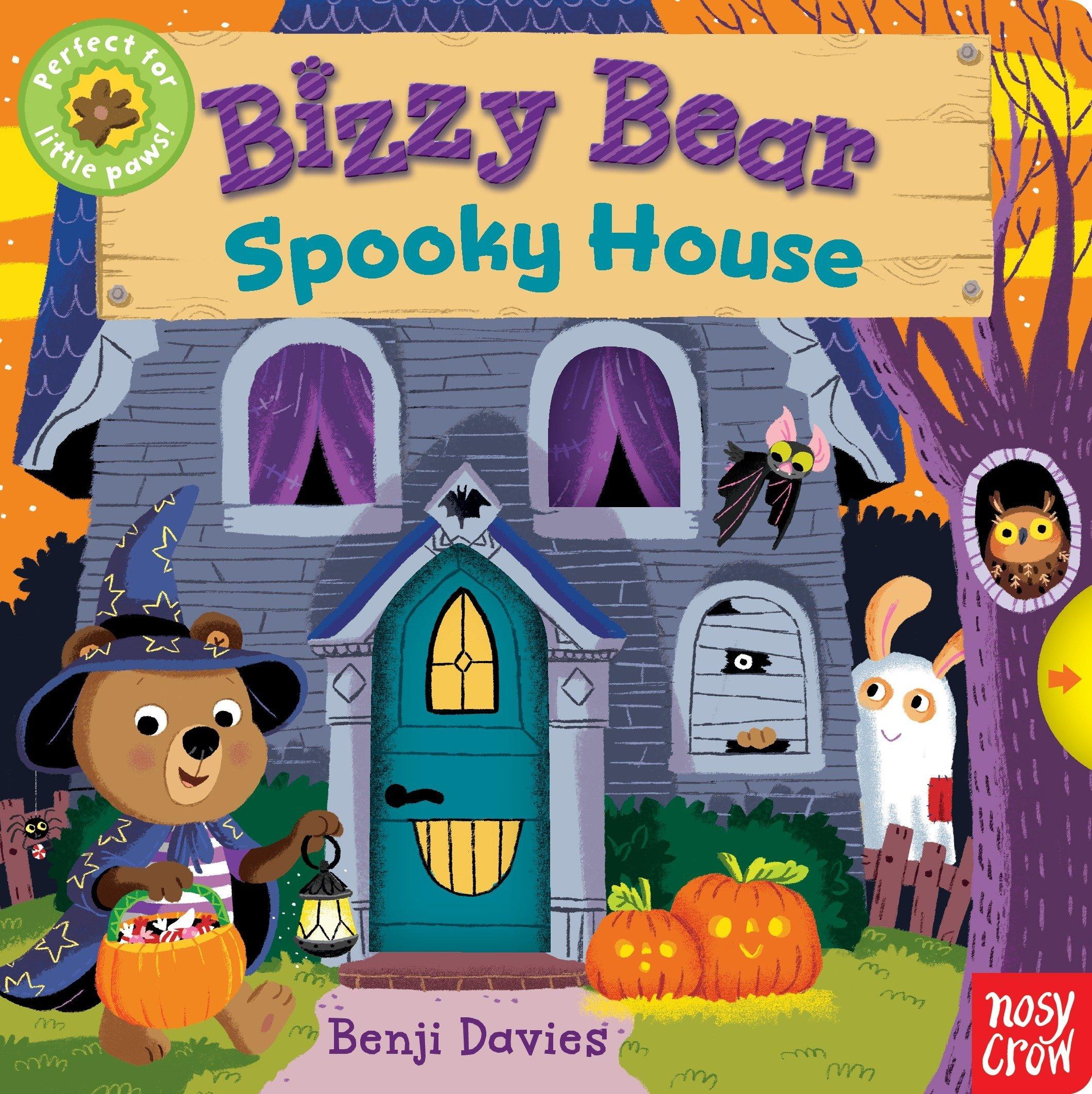 Download Bizzy Bear: Spooky House PDF