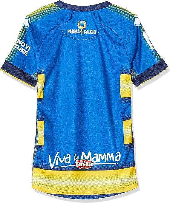 Errea MC Parma Calcio 2^MG Shop 19//20 T-Shirt f/ür