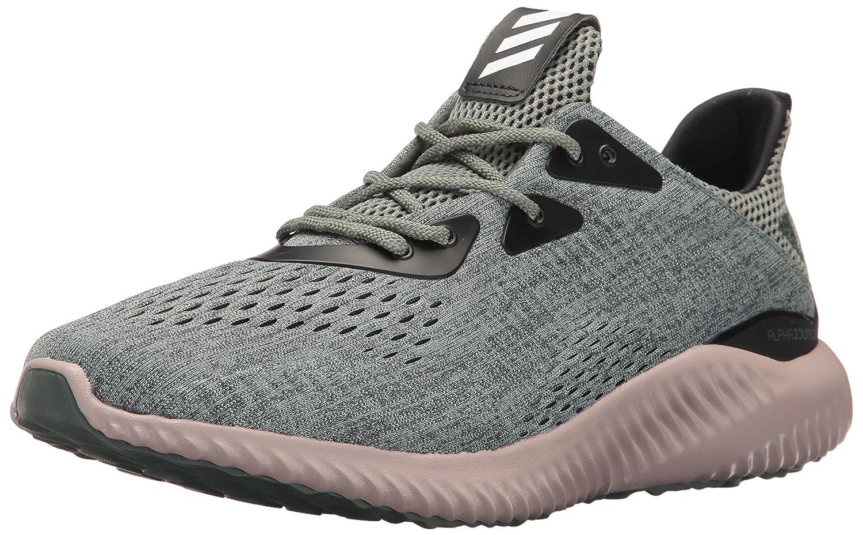 De alta calidad barato Adidas Hombre Alphabounce Em M Zapatos para correr Utility Ivy/Trace Verde/Vapour Gris En línea barato