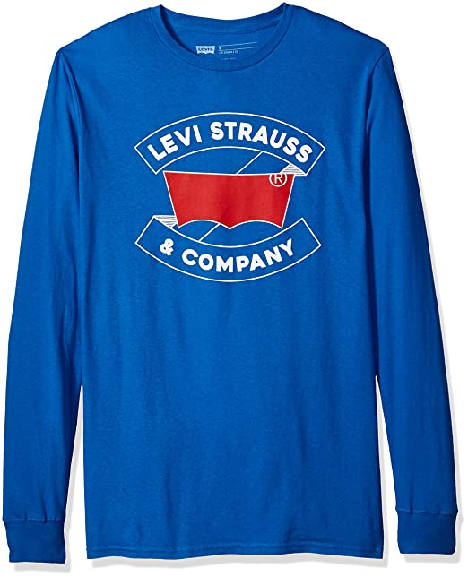 194ce2b9fc0 Amazon.com  Levi s Men s Ltdan Long Sleeve T Shirt