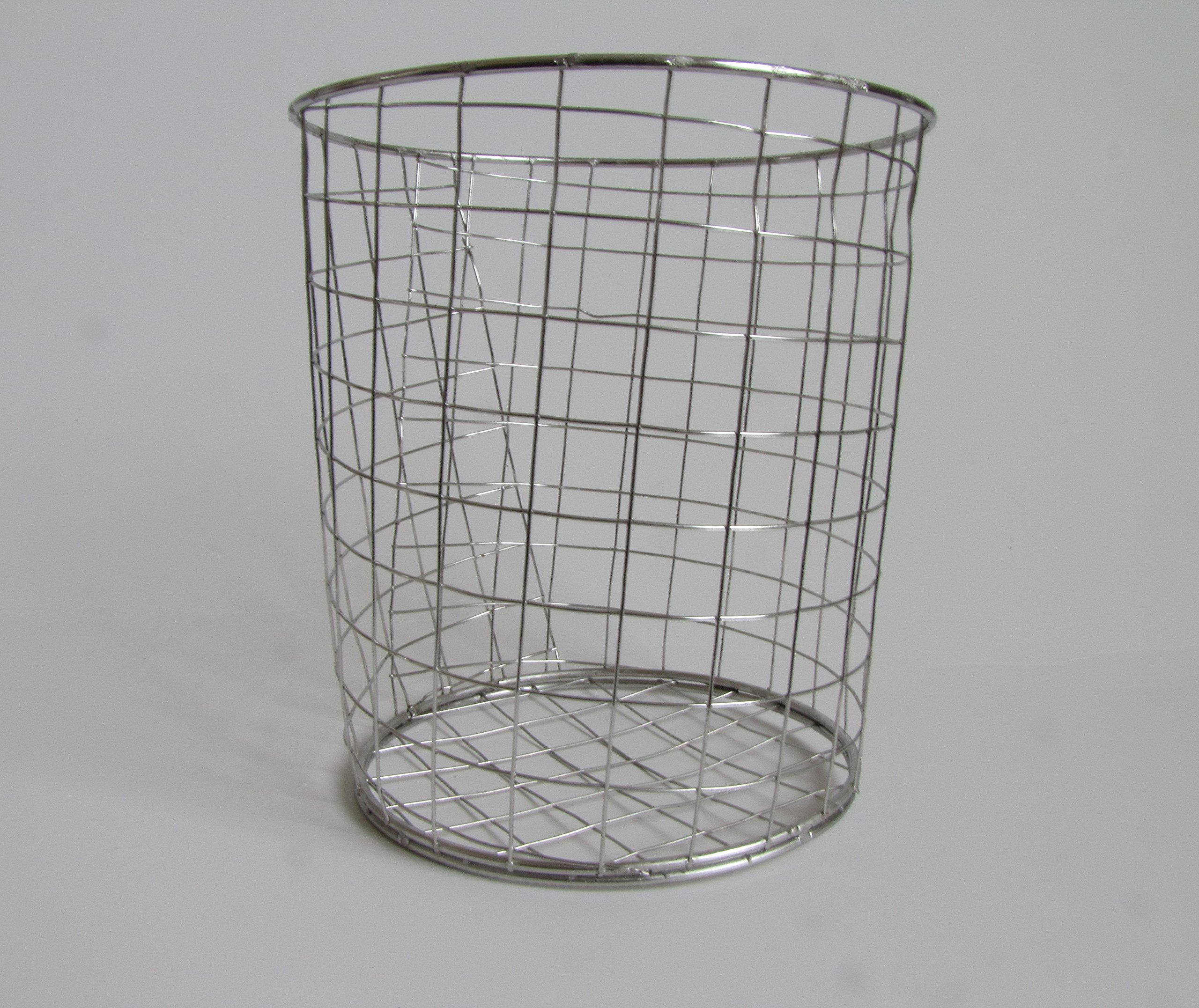 Gophers Limited Stainless Steel Wire Gopher/Mole Barrier Basket, 1 Gallon Size, 1 Case Quantity 6 Baskets