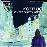 Sonates pour clavier (Intégrale - Volume 5)