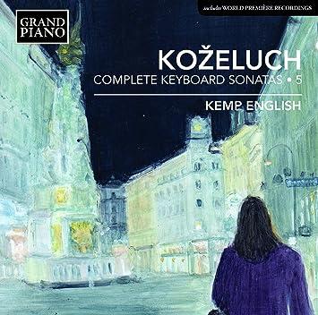 Risultati immagini per kozeluch sonatas