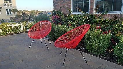 Terrific Amazon Com Acapulco Sun Oval Outdoor Patio Chair All Camellatalisay Diy Chair Ideas Camellatalisaycom
