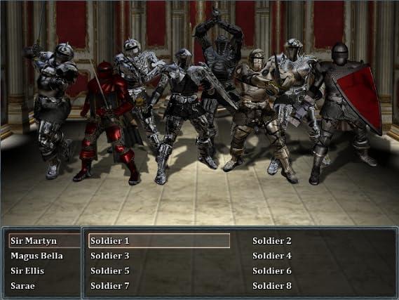 Amazon com: RPG Maker VX DLC - High Fantasy Mega Pack