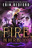 Fire In Her Blood (Children of the Fallen Book 2)