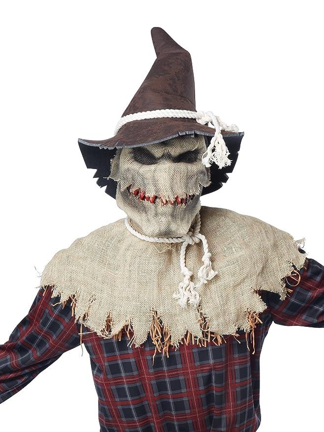 Sadistic Scary Scarecrow Adult Costume  Amazon.it  Abbigliamento 18c840063579