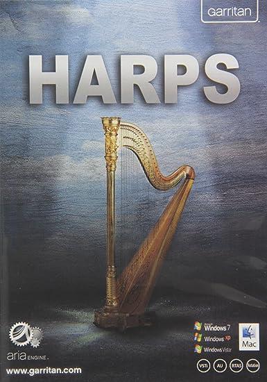 Amazon com: Garritan GHODLR Harps Sound Library - PC/Mac