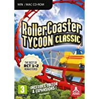 RollerCoaster Tycoon Classic (PC DVD)