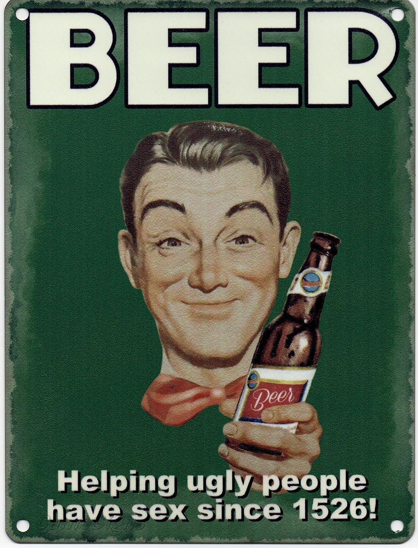 ugly have helping Beer sex people