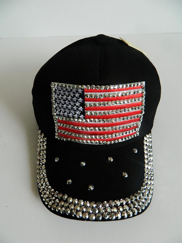 Gorra, diseño vintage de bandera de Estados unidos, diseño VIP ...