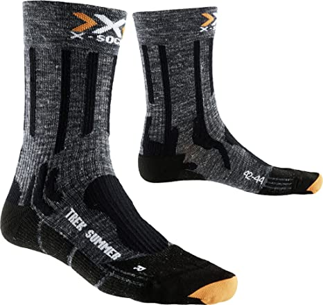 X-SOCKS Trek Dual Chaussette Mixte