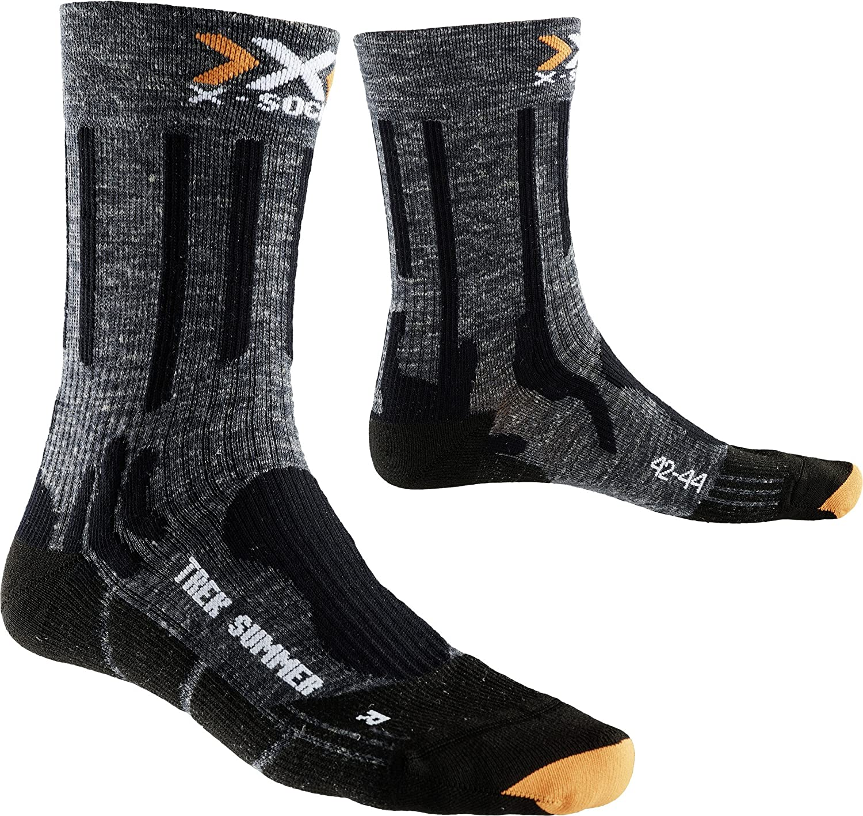 X-Socks–Calze da uomo XTrek King Summer wanderstrumpf Trerè Innovation X100079