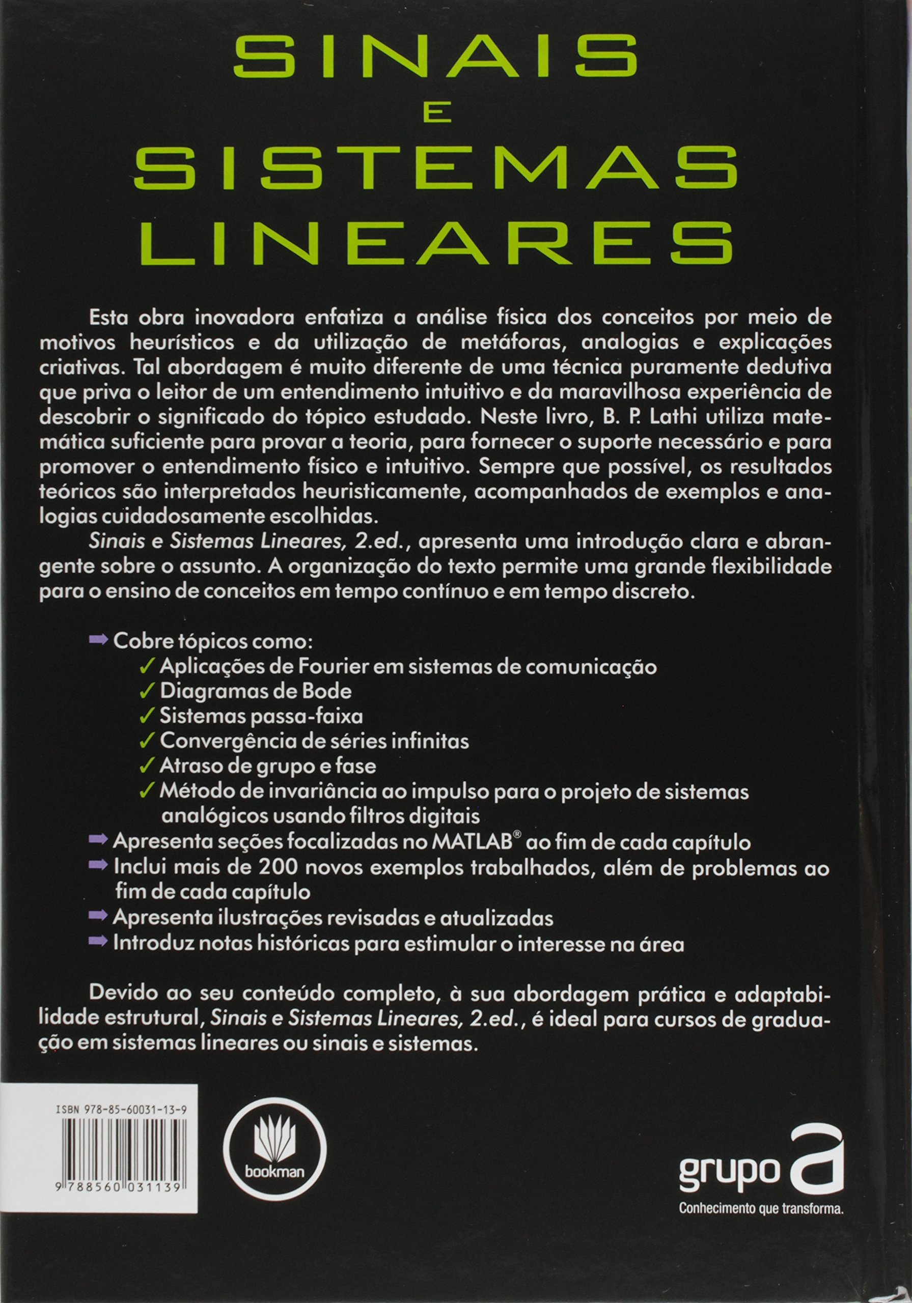 Sistemas Lineares Lathi Pdf