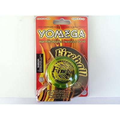 YOMEGA Fireball High Performance YO-YO Colors may vary: Toys & Games