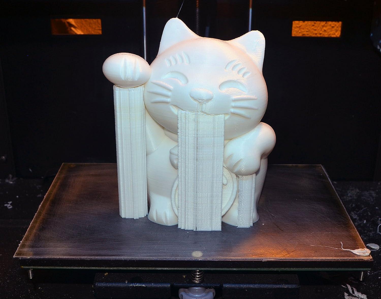 20 x 20 Prozix Amber PEI Sheet 3D Printer Build Surface 500mm x 500mm DIY 3D printer Ultem 1000 Build Surface for Cr-10 S5 Large bed 3d printer