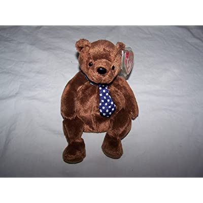 Ty Beanie Babies - Hero the Father's Day Bear: Toys & Games