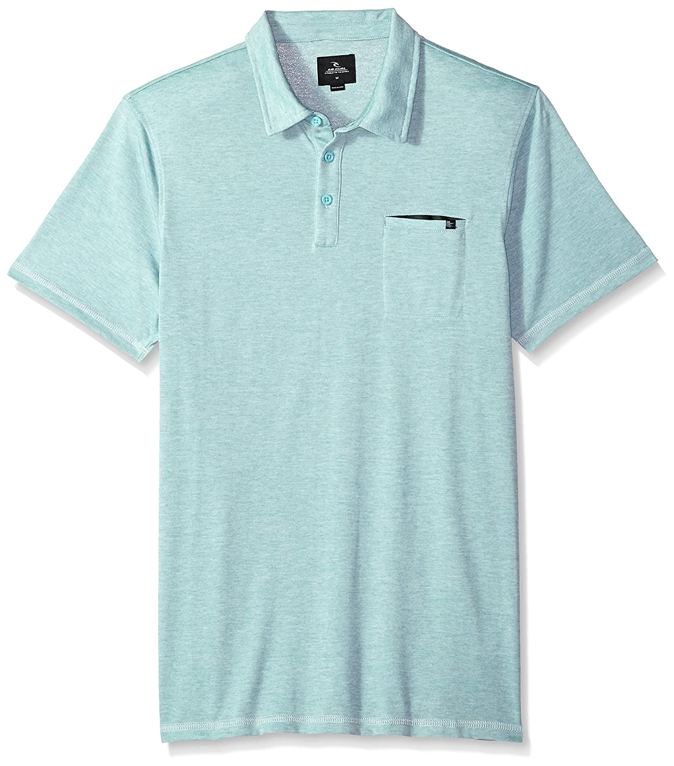 Rip Curl Mens New Age Vapor Cool Polo