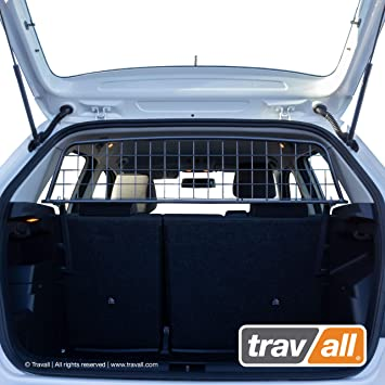 Vehicle-Specific Dog Guard Luggage Barrier Load Separator Travall Guard TDG1394