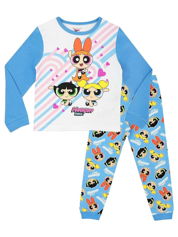 Powerpuff Girls - Pijama para niñas - Power Puff - 10 - 11 Años: Amazon.es: Ropa y accesorios