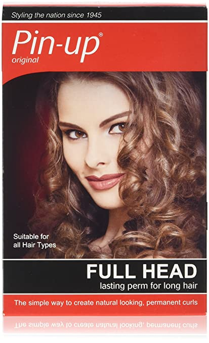 Buy Pin Up Home Perm Full Head Online At Low Prices In India Amazon In