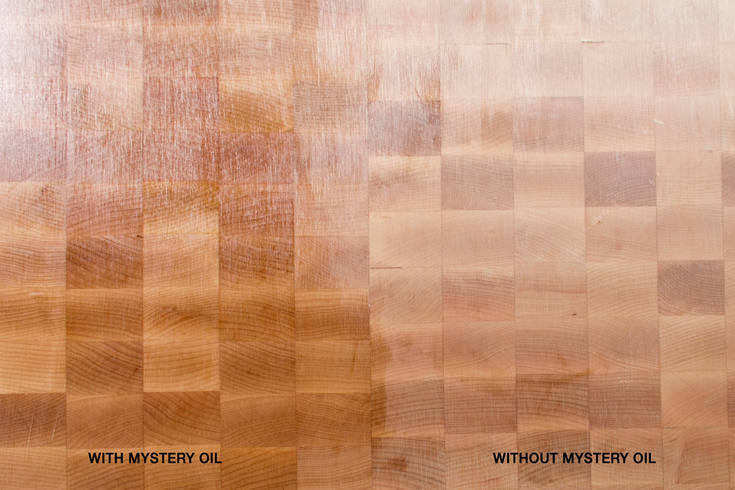 John Boos MYSB Mystery Butcher Block Oil, 16 Ounce Bottle by John Boos (Image #6)