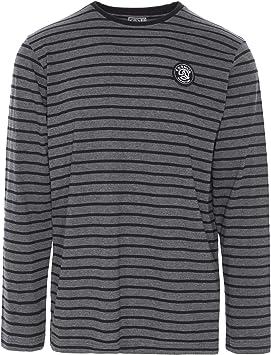 Ternua Crensit Camiseta, Hombre, Negro(Black/Grey), XL: Amazon.es: Ropa y accesorios