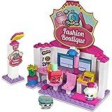 Shopkins Kinstructions Shopping Pack Fashion Boutique Building Set (Multi-Colour)