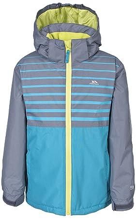 ac6d46555 Trespass Gage, Slate, 2/3, Ski Jacket for Kids / Boys, Age 2-3, Blue ...