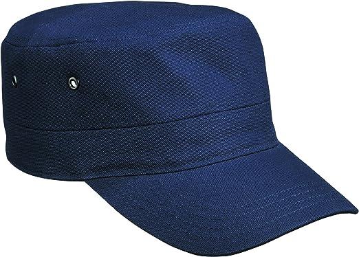 2Store24 Gorra de estilo militar hecha de algodón duraderos ...