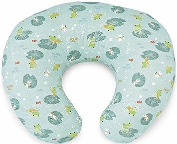 Chicco Boppy almohada con funda de algodón (Slipcover - Lily ...