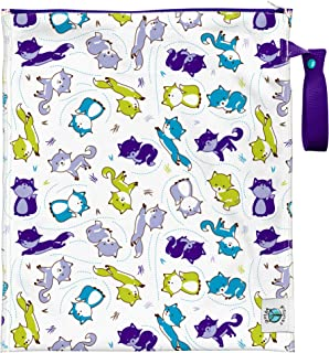 product image for Planet Wise Medium Lite Wet Bag - Foxy Frolic