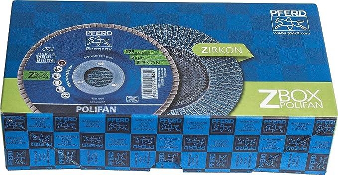 PFC 125/Z40/10/de caja Caballo 69300934/poli Fan de