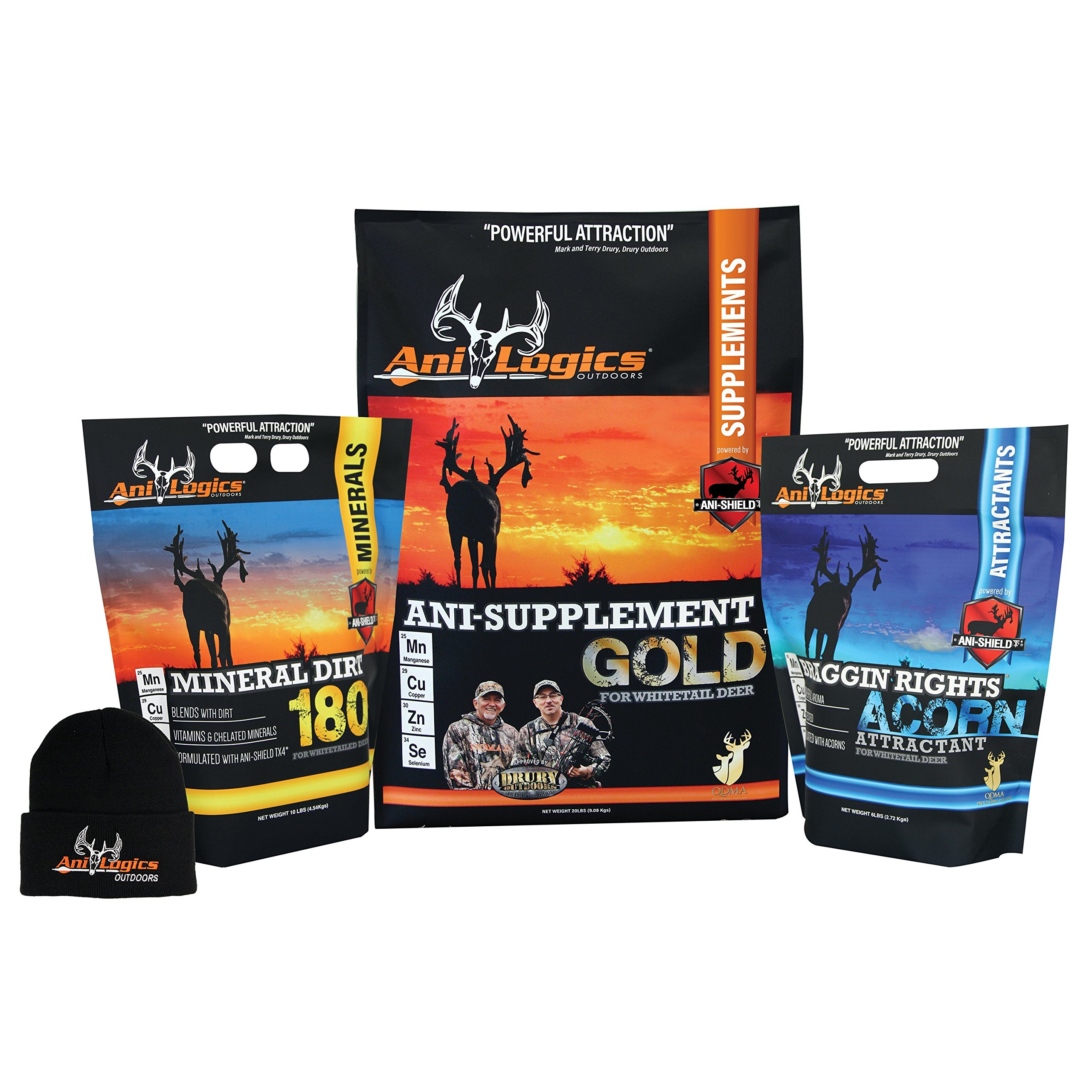 Ani-Logics Outdoors Power of Science Bundle
