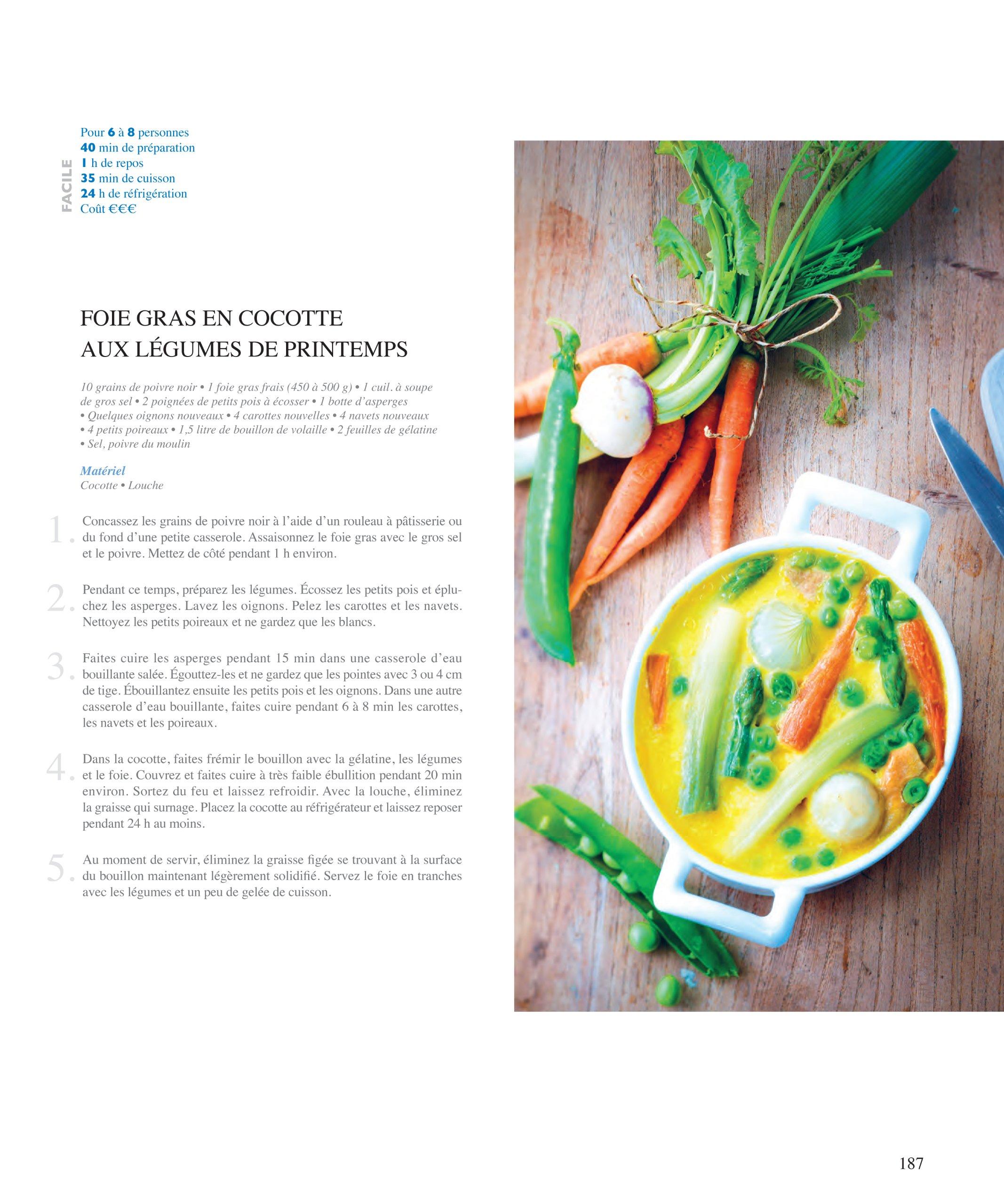Le grand livre de la cuisine fait maison : Recettes ...