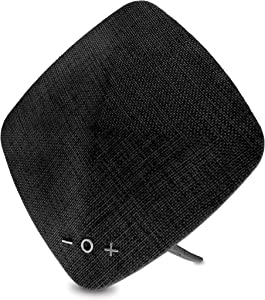 Bluetooth Wireless Diamond Speaker w/Fabric Grill Best Stereo Micro SD Card Slot & 3.5mm Aux Jack Loud Great Bass Treble for iPhone Ipad iPod Android Samsung Galaxy Etc (Decorative Diamond Speaker)