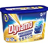 Dynamo Professional 7in1 Laundry Detergent Dual Capsules, 16 Capsules