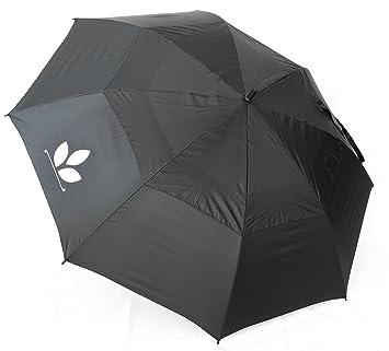 golfup fibra de vidrio paraguas – 130 cm Grande XXL – sturmsicher Gracias a