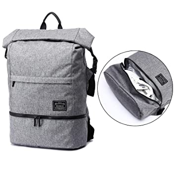Bon Loiee Anti Theft Backpack,Gym Sport Backpack With Shoe Storage ,Multi Function